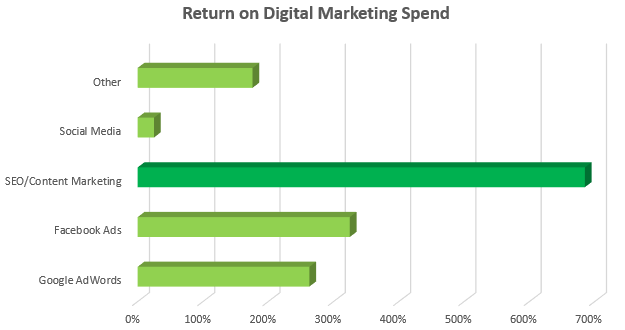Return on Marketing Spend 2019