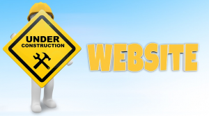 Website Maintenance: Under Construction
